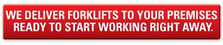 Komatsu Forklifts We Deliver