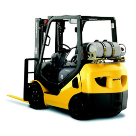 Gas and Diesel Forklifts