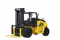 Komatsu adds to our hydrostatic range of forklifts