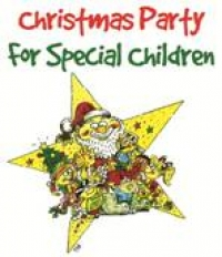 Christmas Party for Special Children Dec 2015